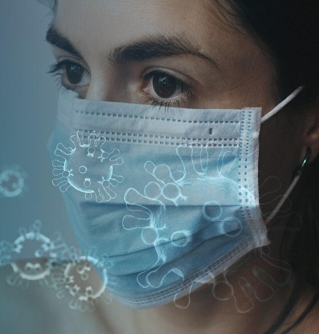 Coronavirus-systemy odkażające